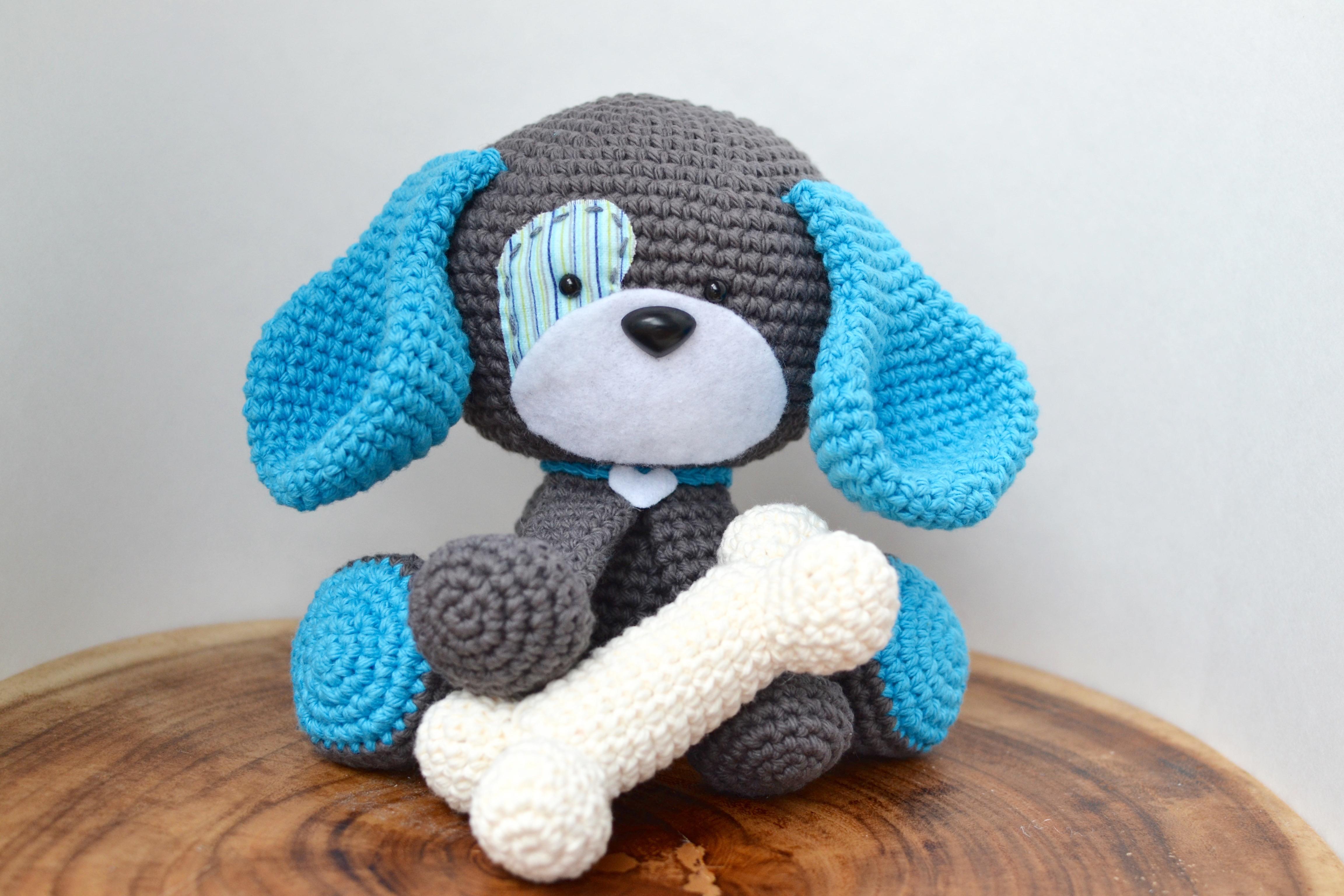 11 Amigurumi Dog Crochet Patterns – Cute Puppies - A More Crafty Life   3072x4608