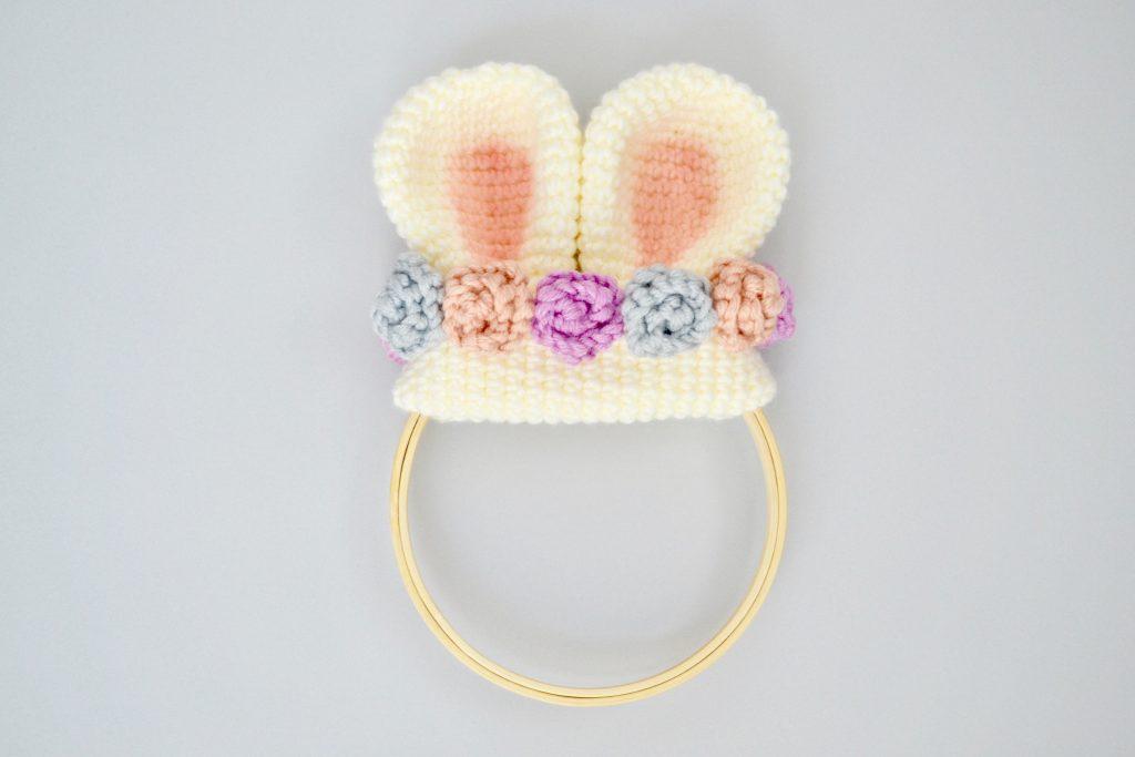 Little Amigurumi Bunny - Free Crochet Pattern - Stella's Yarn Universe | 683x1024