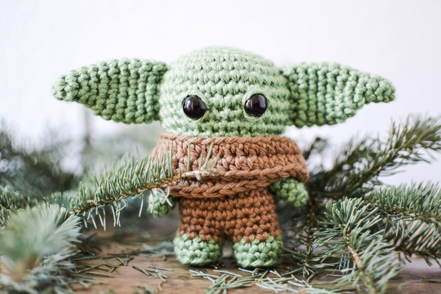Yoda yedi Star Wars Amigurumi | Star wars crochet, Halloween ... | 1000x1500